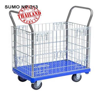 Xe đẩy hàng sàn nhựa SUMO NP-213