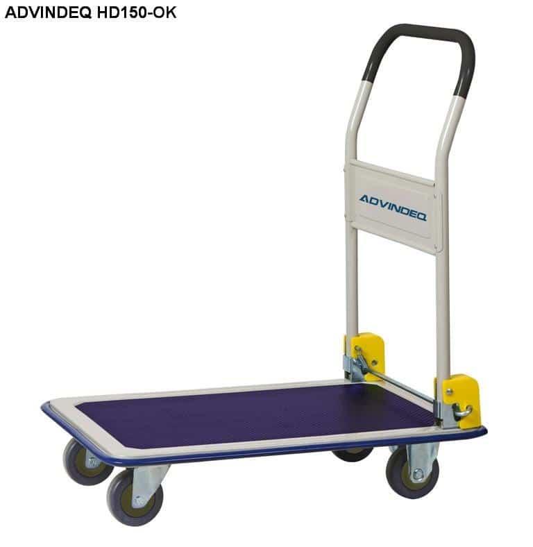 Xe đẩy hàng Advindeq HD-150
